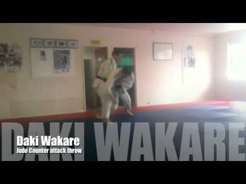 Daki Wakare JUDO COUNTER SACRIFICE THROW Image 1