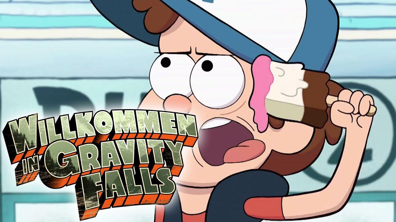 Willkommen in Gravity Falls - Best of Dipper - Täglich um