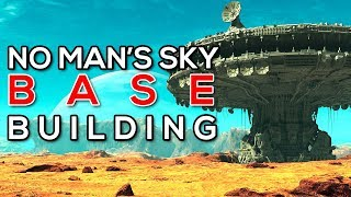 Most Impressive Bases in No Man's Sky TOP 10