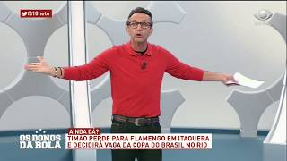 Neto critica Boselli: Tô com saudade do Kazim!