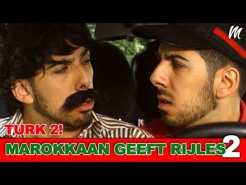 TURK 2! - MAROKKAAN GEEFT RIJLES! (Seizoen 2 aflevering 3)