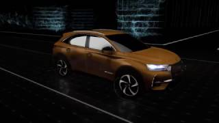 DS 7 CROSSBACK : DS DRIVER ATTENTION MONITORING