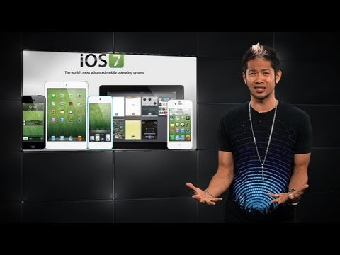 Apple Byte - iOS 7 running behind schedule