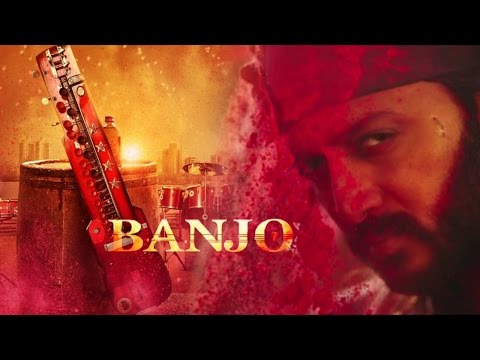 BANJO Movie Trailer 2016 ft. Riteish Deshmukh & Nargis Fakhri Out Now !!