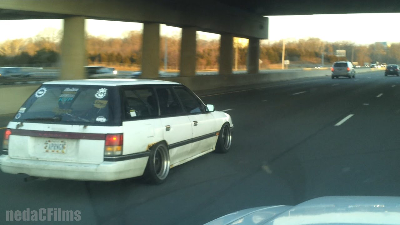 Jdm subaru legacy wagon