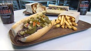 Chicago's Best Making the Italian Beef: Buona