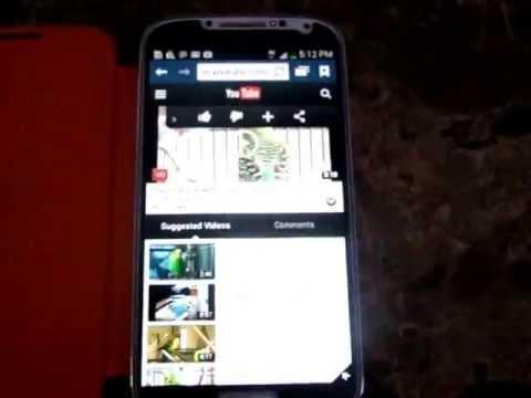 Sprint Samsung Galaxy S4 Flashed to Verizon Prepaid