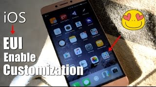 Get iPhone iOS Theme In LeEco LeTV Smartphone! (No Root)
