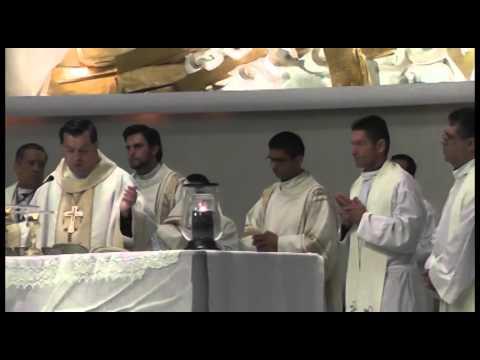 Obispo celebra sexto aniversario episcopal