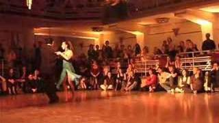 btf 2006 - Christian Gomez and Virginia Marquez April tango n°1