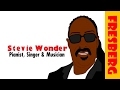 Who is Stevie Wonder? (Biography for kids) Educational Videos: Celebrating Black History Month