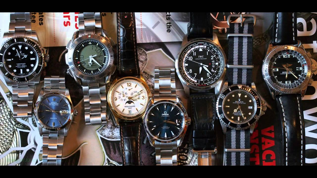 Wrist Watch Collection Reviews from Around the World ...