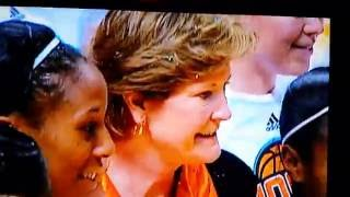 Pat Summitt passes away