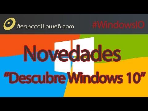 Novedades Windows10, HoloLens, XBox... #WindowsIO