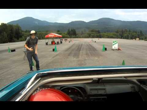 SCCA Prosolo Packwood WA 2014 Autocross Racing Tips