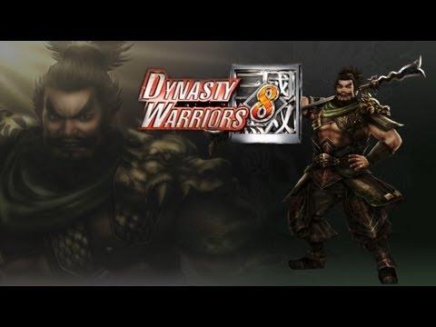 Dynasty Warriors 8 Getting  Zhang Fei Dynasty Warriors 8
