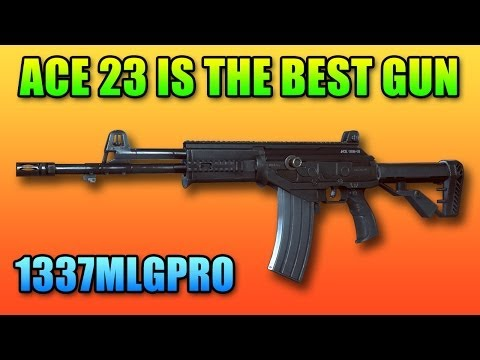Battlefield 4 - ACE 23 Review: The Best Gun In Battlefield