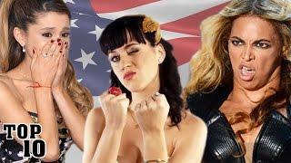 Top 10 Celebrities React To Donald Trump Winning