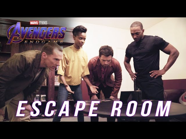 Marvel Studios' Avengers: Endgame | Escape Room thumbnail