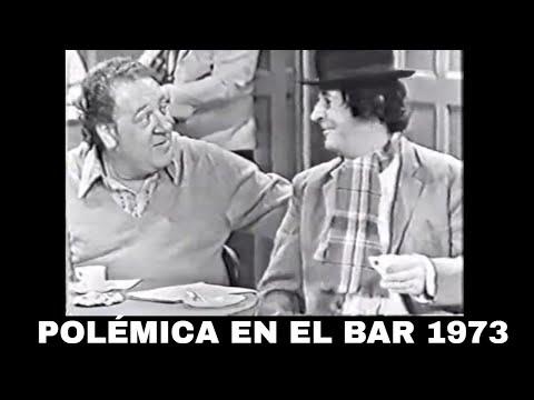 Polemica en el Bar 16/05/1973 Bloque 2 completo