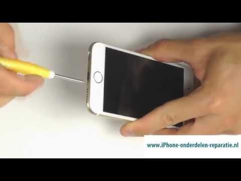 Vervangen iPhone 6 batterij / accu in 5 minuten.