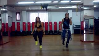 Download Lagu Echame La Culpa - Luis Fonsi, Demi Lovato- ZUMBA- Choreography by Cielo & Andres Gratis STAFABAND
