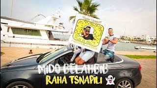 Mido Belahbib - Raha Tsnapili | Fog Tabla - ( EXCLUSIVE Music Video ) /2017