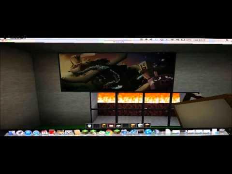 Casa moderna modern house 12x12 ita minecraft youtube for Casa moderna 9x9