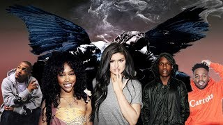 Celebrities Talk About Travis Scott (Kylie Jenner, A$AP Rocky, SZA & more)