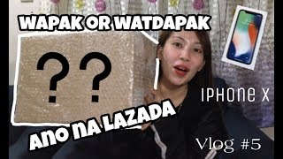 LAZADA MYSTERY BOX UNBOXING 😱 Php499 | GADGETS EPIC FAIL Edition | XiaoJoyC.