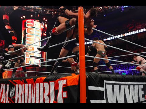 Wwe Royal Rumble 2015 - Royal Rumble Match Full Highlights   Analysis video