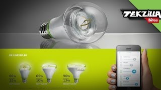 GE Link Connected LED Review: Wireless Control In a $15 Bulb?!?