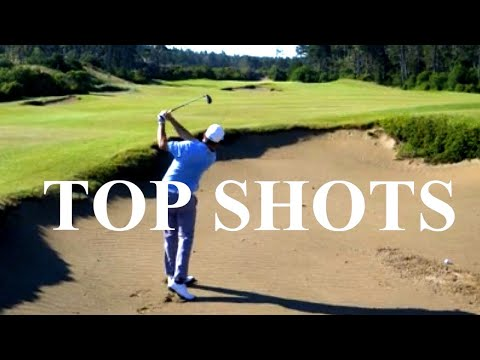 TOP GOLF SHOTS/ BANDON DUNES COURSE REVIEWS