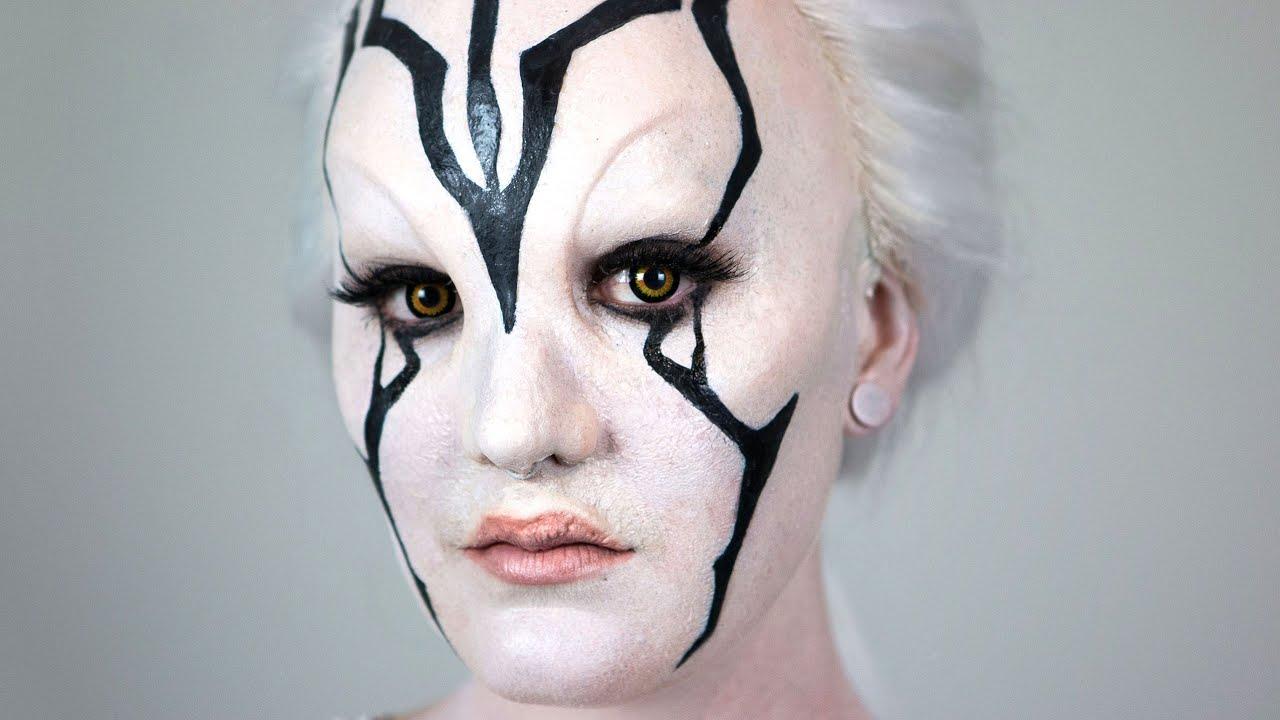 Prosthetic makeup