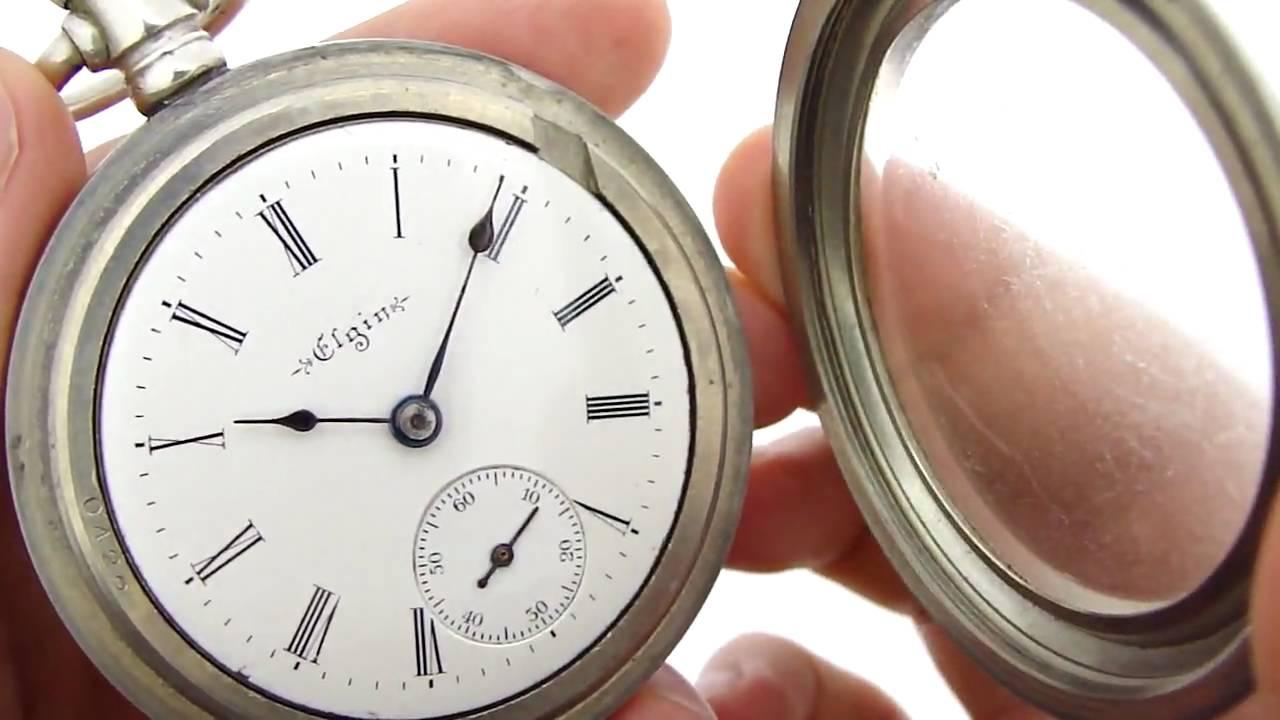 Elgin National Watch Co. Pocket Watch 1902