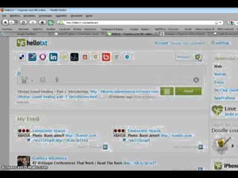 HelloTXT, Aumentare le visite al sito o blog, a dismisura