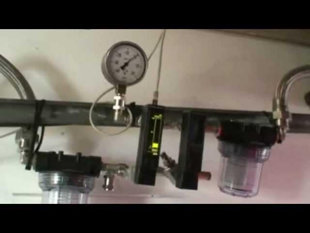 Motor mit reinem Wasserstoff aus H-Reaktor
