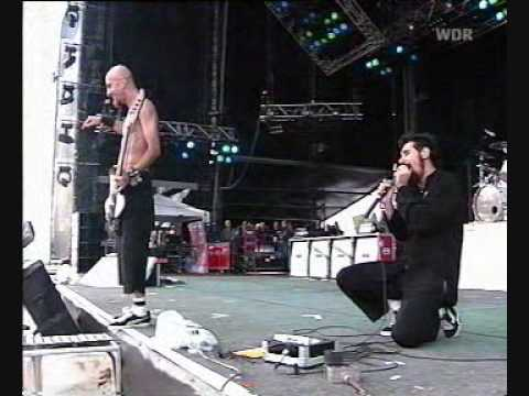 Shavo Odadjian - live Rock AM Ring