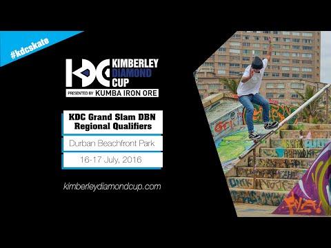 KDC Grand Slam Durban Regional Qualifiers 2016