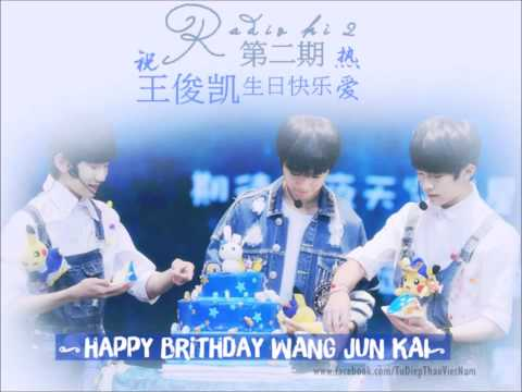 [RADIO][CHINESE VER EP 2] 热爱Radio第二期 - 祝王俊凯生日快乐 - Happy Birthday Wang Jun Kai