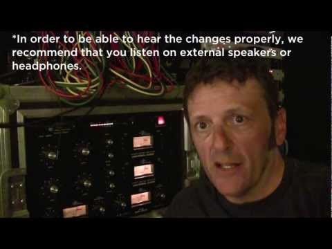 Bax EQ - Michael James Mixing with Dangerous Music
