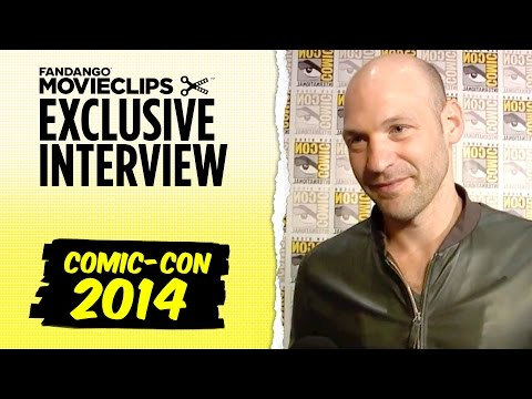 Corey Stoll 'Ant-Man' Exclusive Interview: San Diego Comic-Con (2014) HD