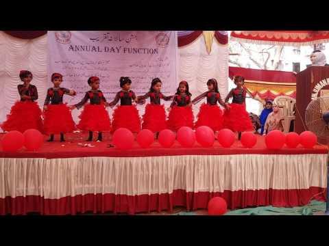 Dil Hai Chota Sa Song By Cute Childerns