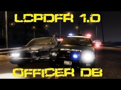 GTA4: LCPDFR 1.0 Ep2 - Split Suspects