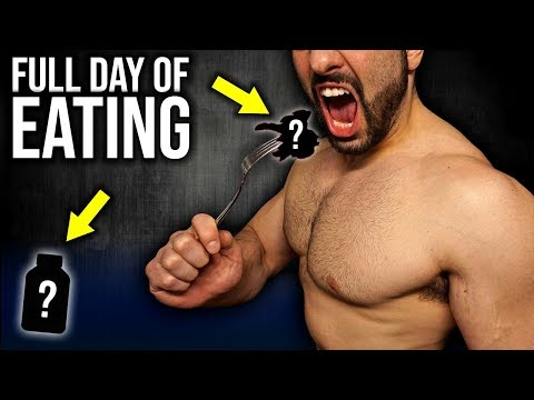 Day of Eating to Lean Bulk HERES HOW I EAT