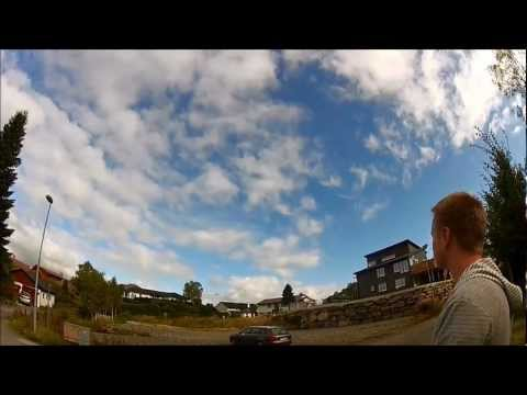 A little AR.Drone 2.0 and GoPro HD Hero 2 Fun