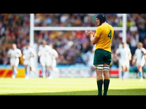 Australia v Uruguay - Match Highlights and Tries - Rugby World Cup 2015