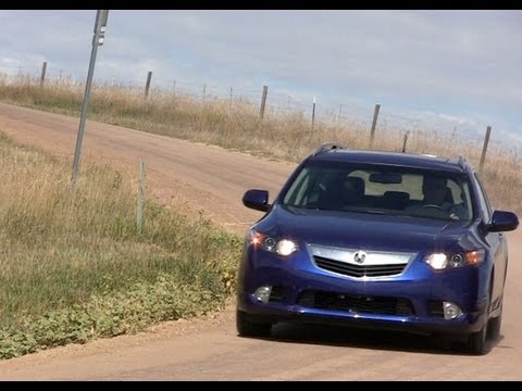 Acura Wagon on 2011 Acura Tsx Sport Wagon First Drive Review