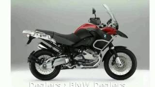 2012 BMW R 1200 GS - Features, Specification [motosheets]