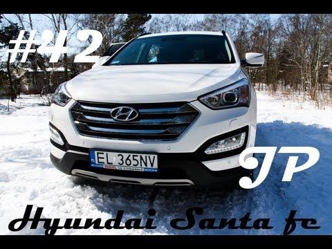Test Hyundai Santa Fe 2.2 CRDi 197 KM - #42 Jazdy Próbne